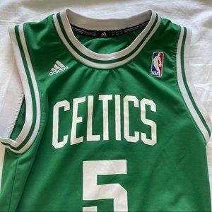 Adidas NBA Official Celtics Jersey 5 Garnett sz S